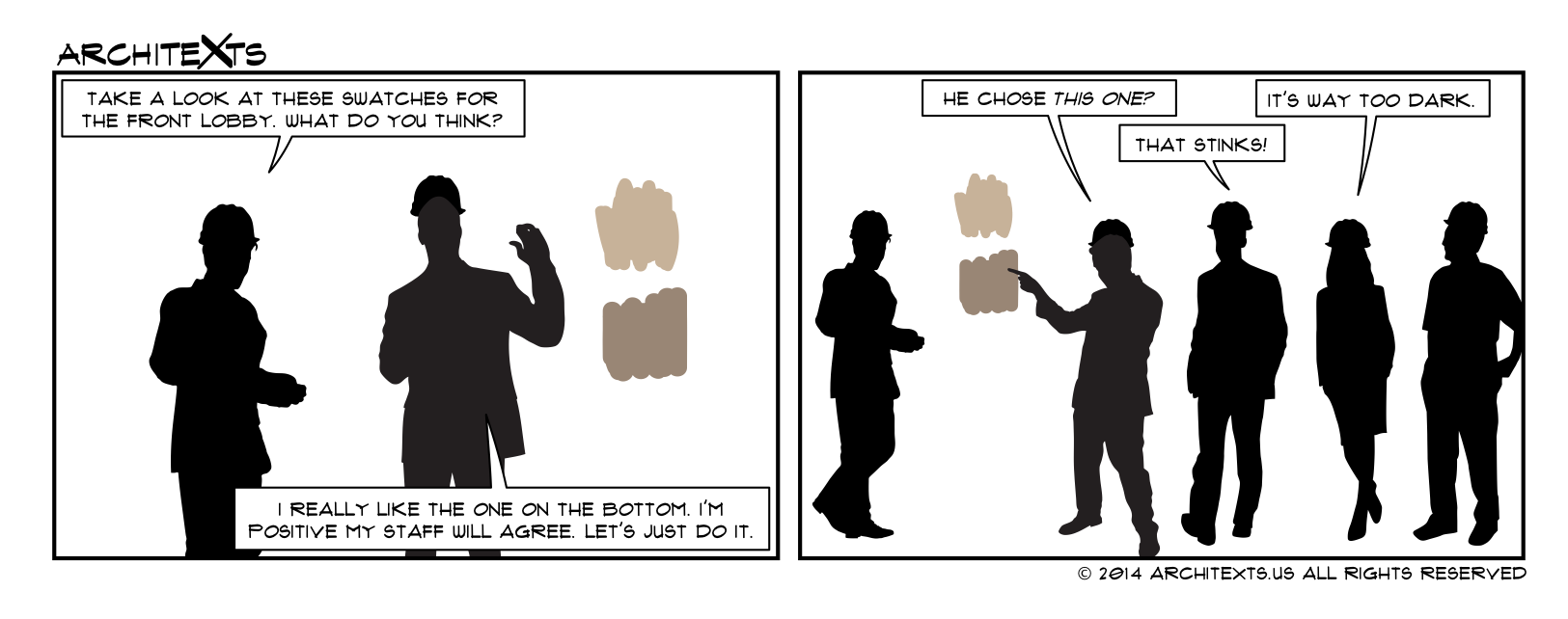 Client Conflicts